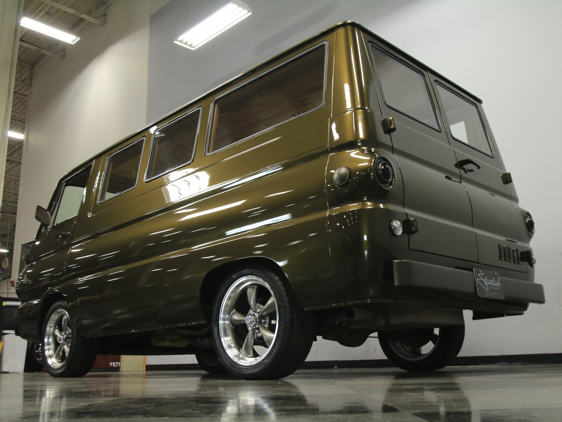 1966 Dodge A-100 | Streetside Classics - The Nation's