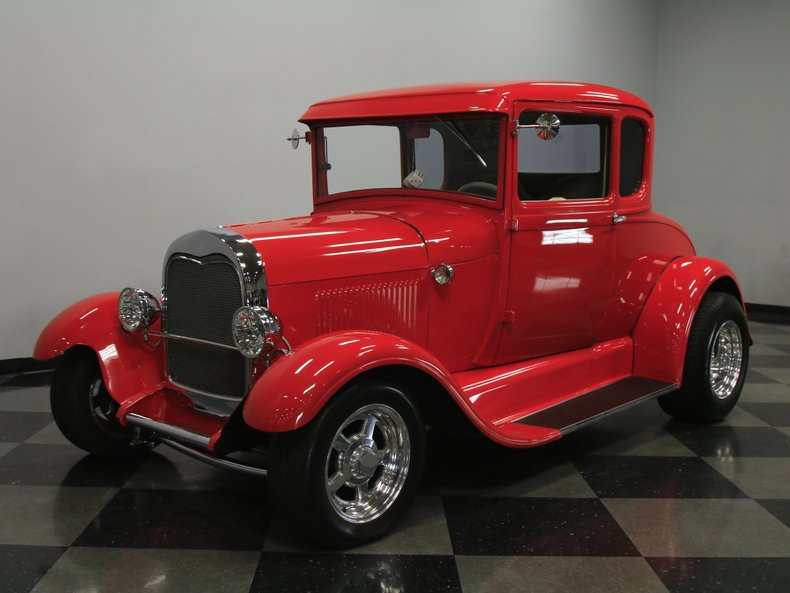 For Sale: 1928 Ford Coupe