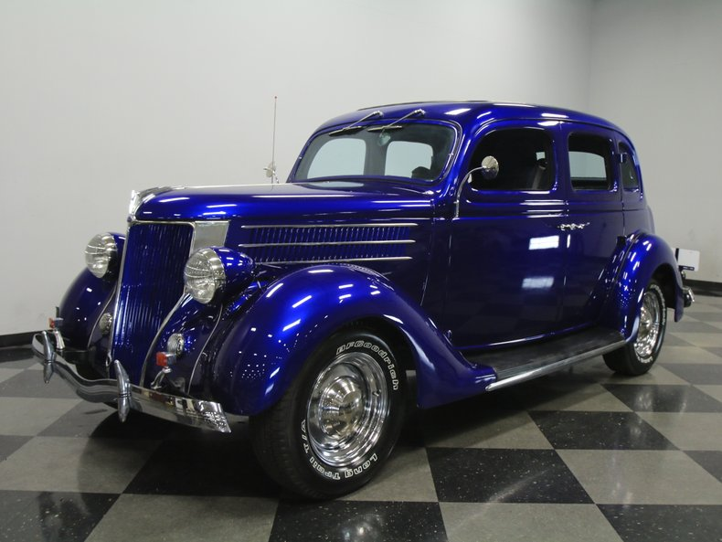 For Sale: 1936 Ford Sedan Deluxe
