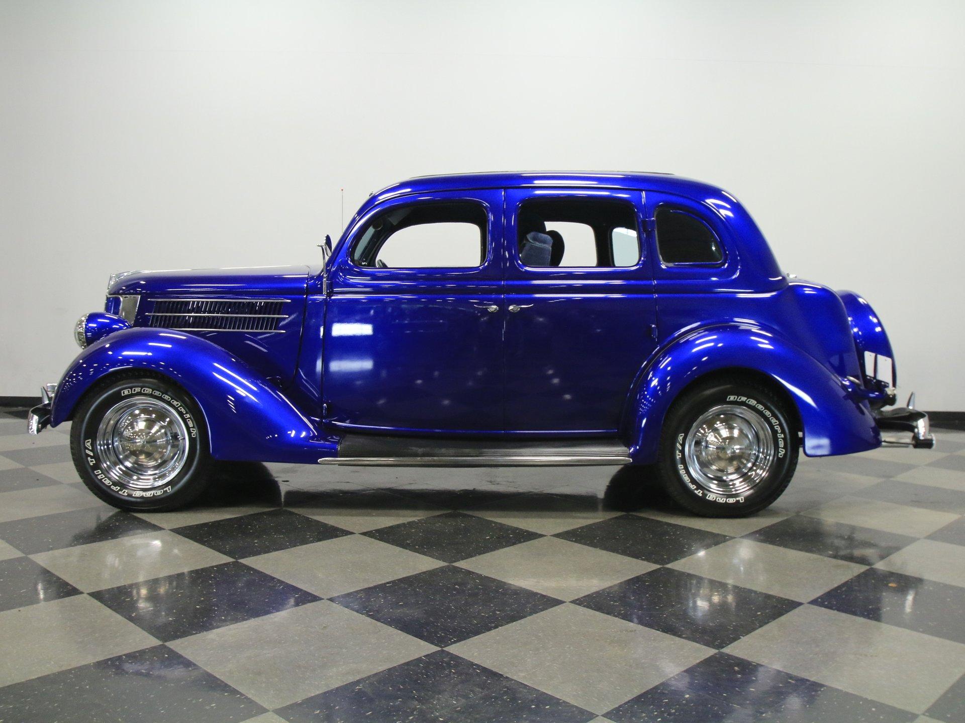 1936 ford sedan deluxe