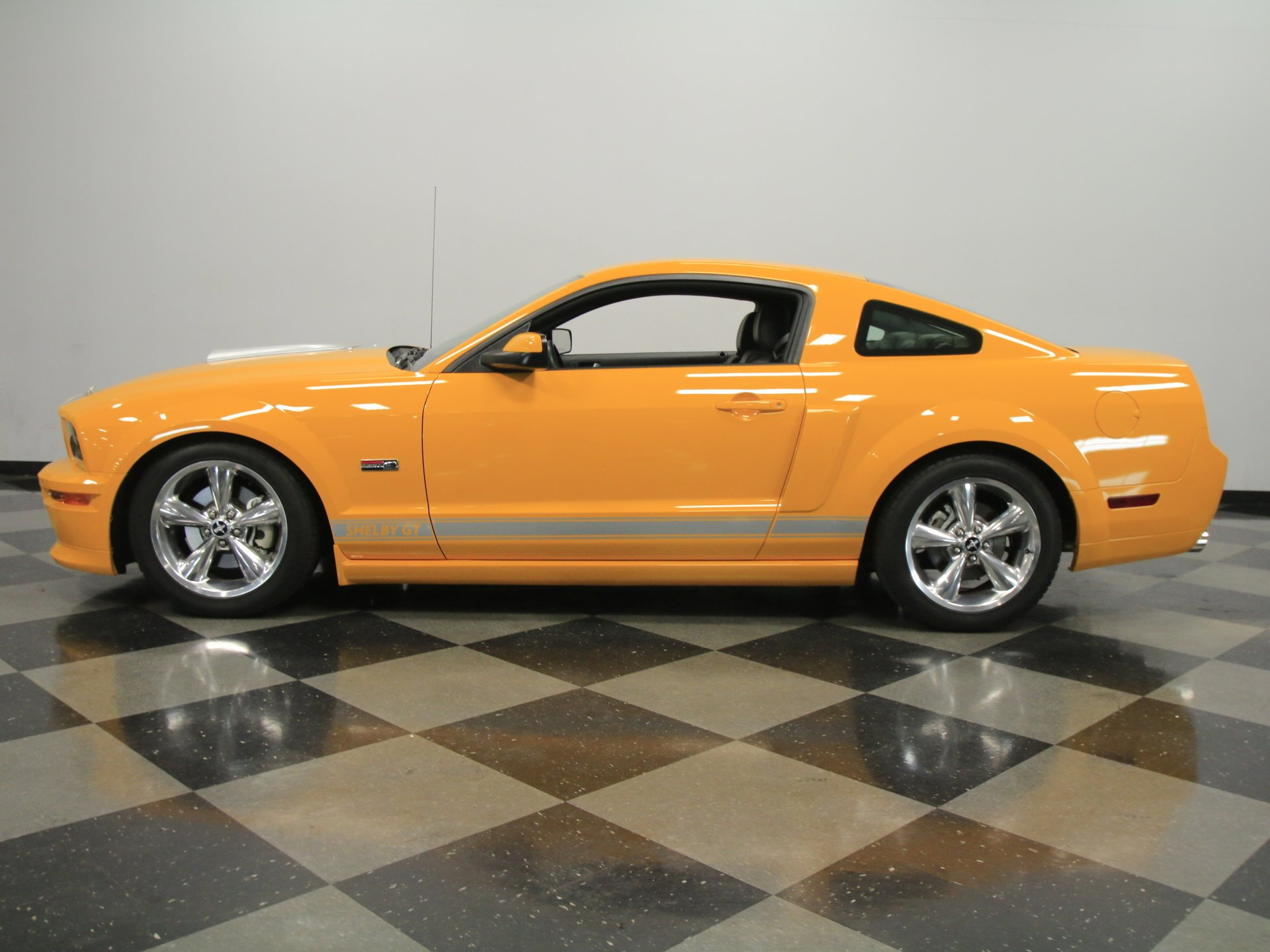 2008 shelby mustang gt c