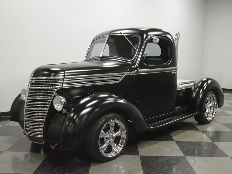 For Sale: 1938 International D-2 Custom Pickup