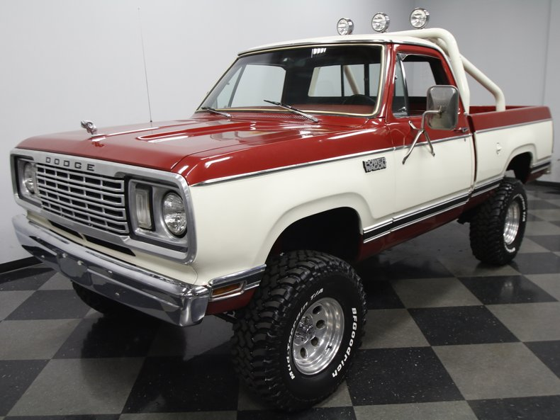 For Sale: 1978 Dodge Power Wagon