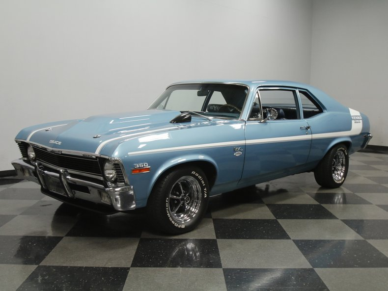 For Sale: 1971 Chevrolet Nova