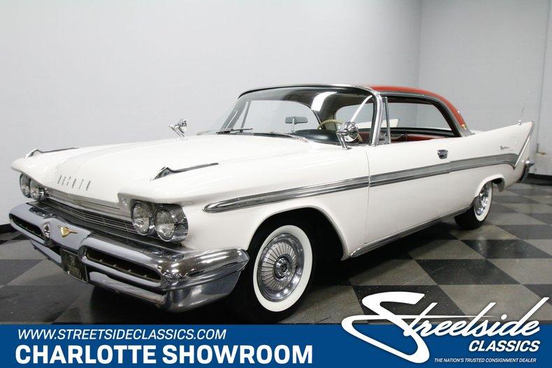 For Sale: 1959 DeSoto Firesweep