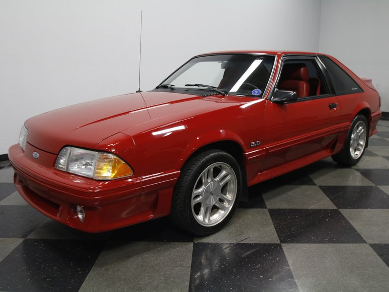 For Sale: 1988 Ford Mustang