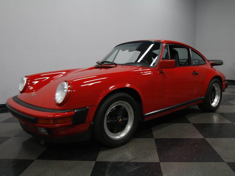 For Sale: 1989 Porsche 911