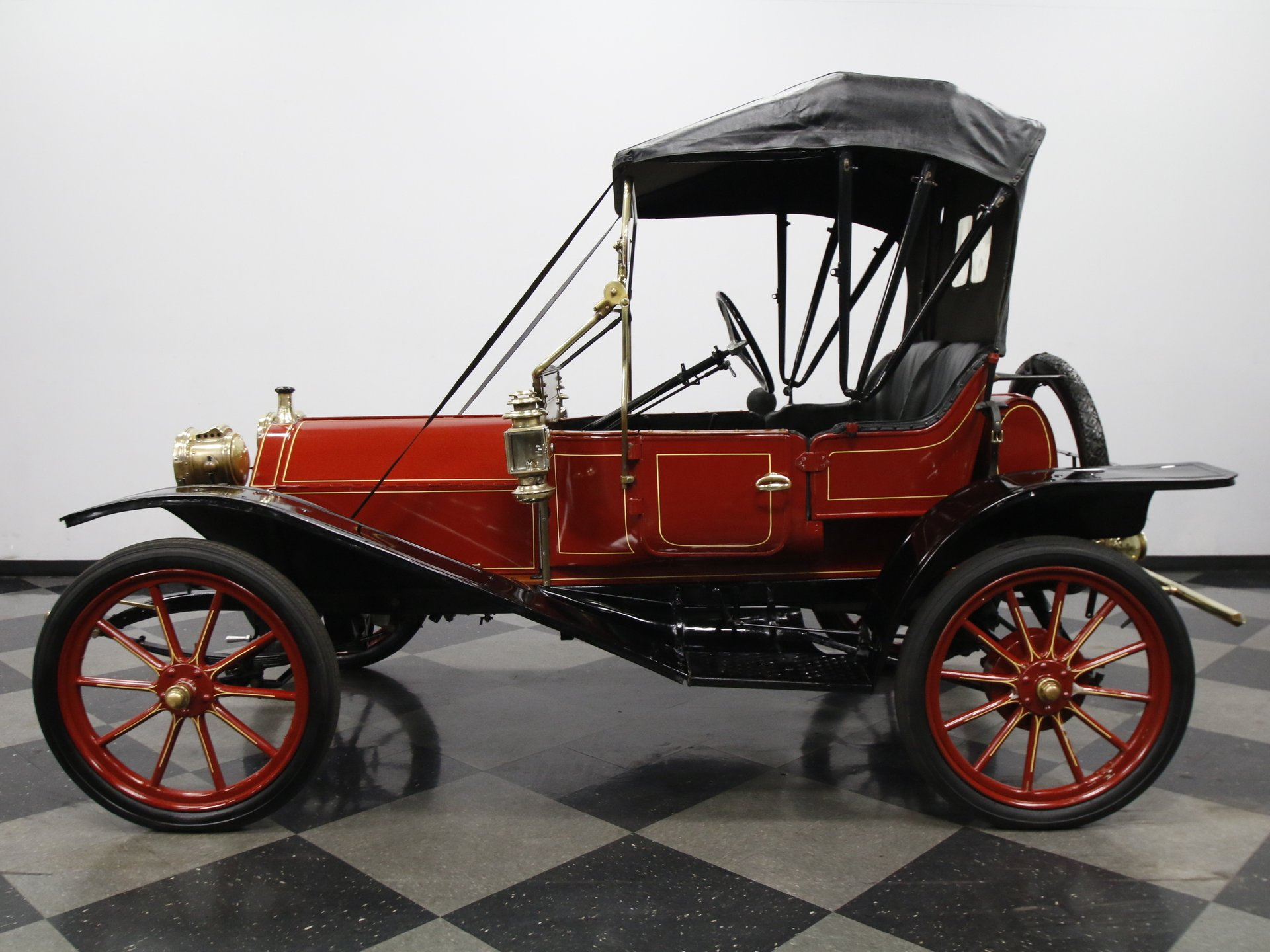 1912 hupmobile model 20 2 seat runabout
