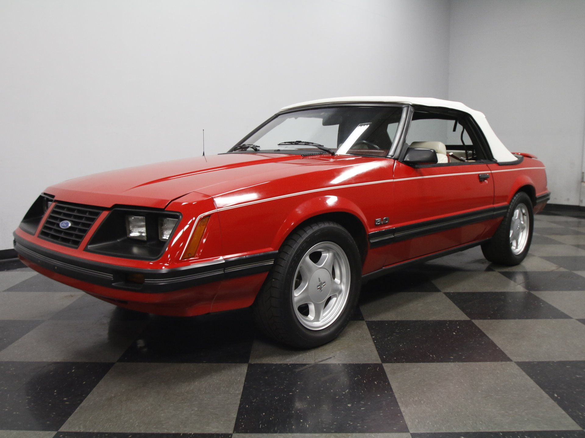 1983 ford mustang streetside classics the nations trusted