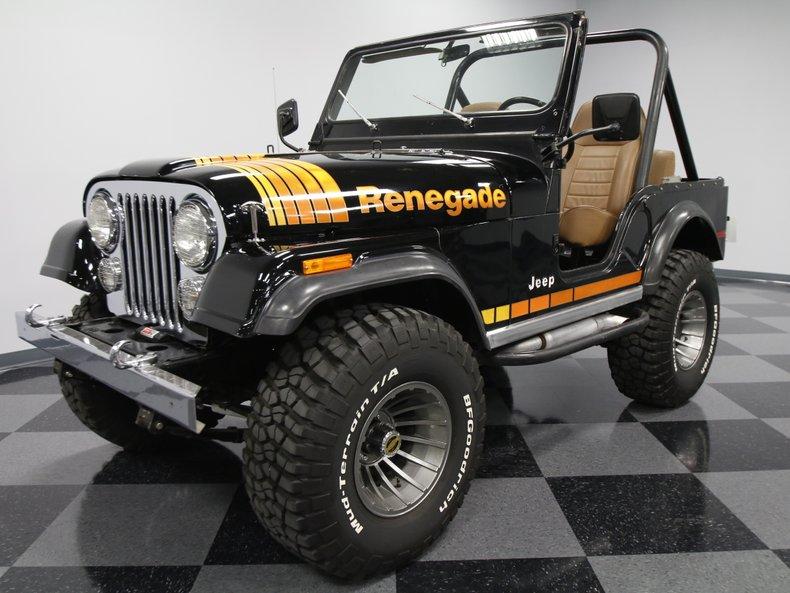 For Sale: 1979 Jeep CJ5