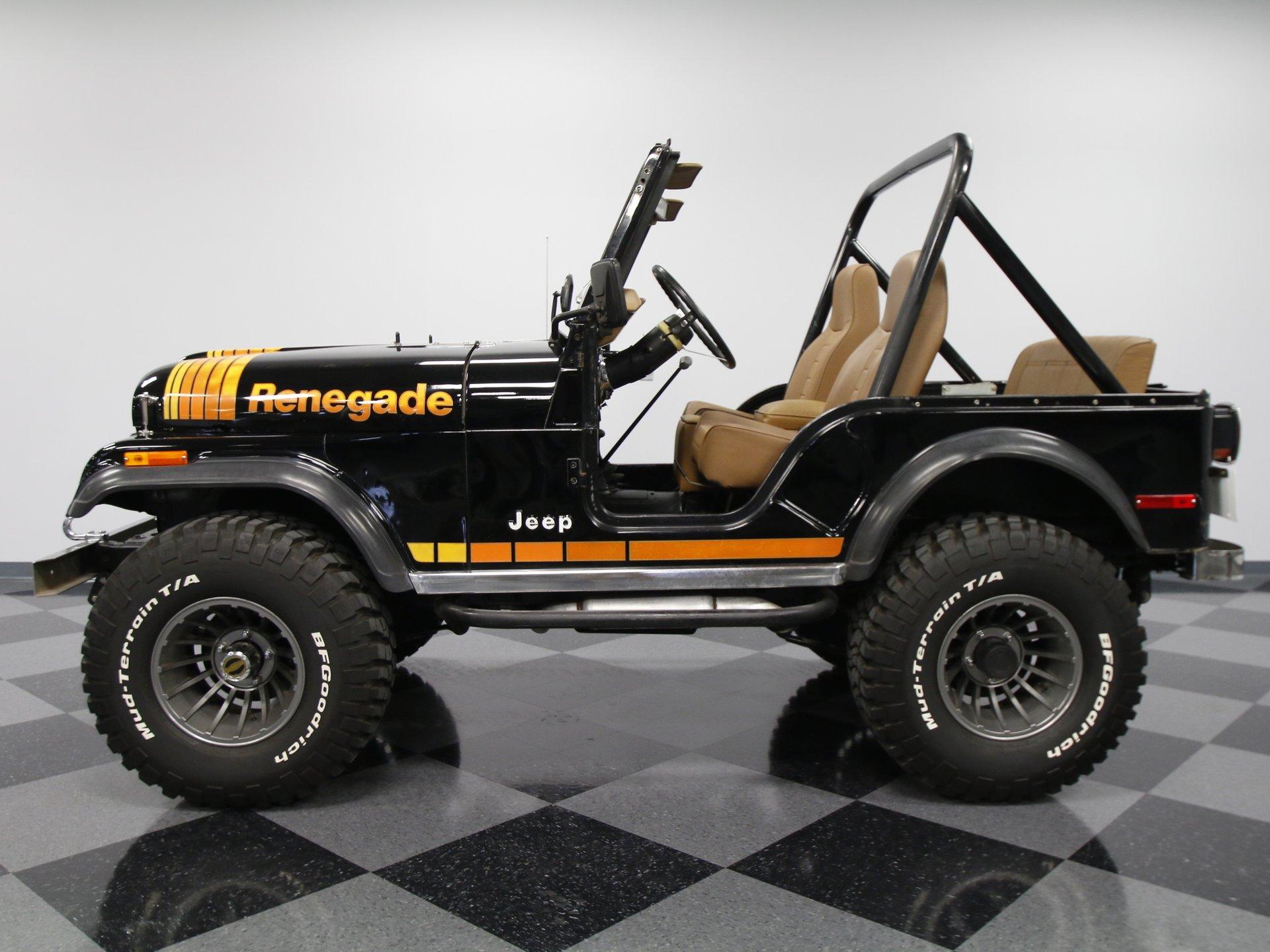 1979 jeep cj5 renegade