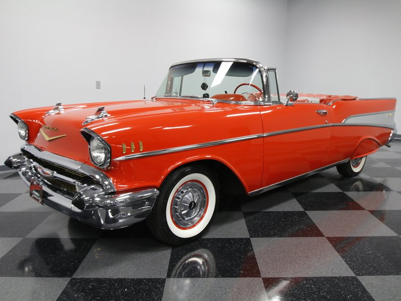 For Sale: 1957 Chevrolet Bel Air