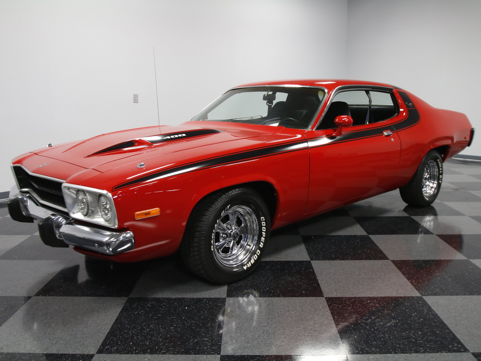 1974 plymouth road runner tribute