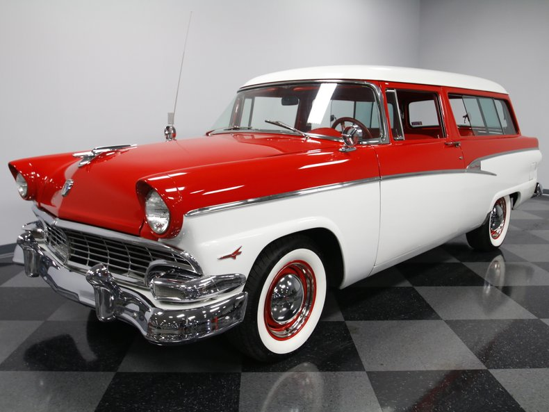 For Sale: 1956 Ford Ranch Wagon