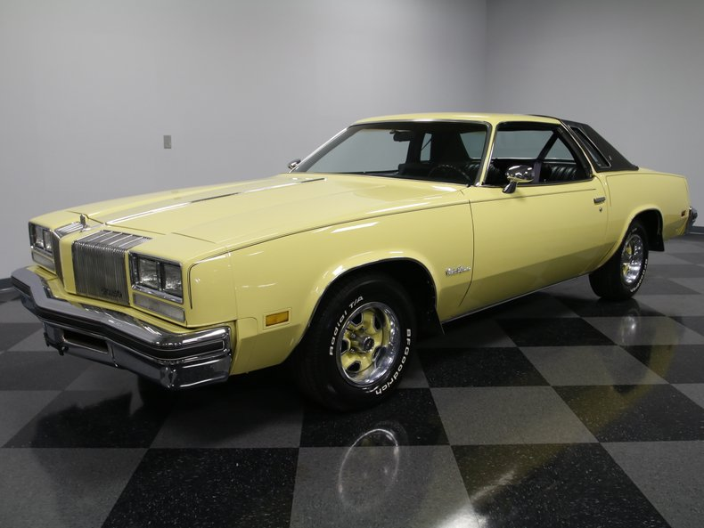 For Sale: 1977 Oldsmobile Cutlass