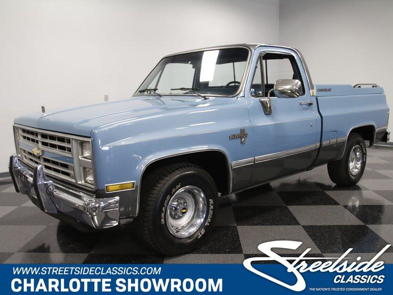 For Sale: 1987 Chevrolet Silverado
