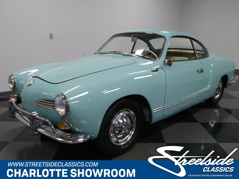 For Sale: 1964 Volkswagen Karmann Ghia