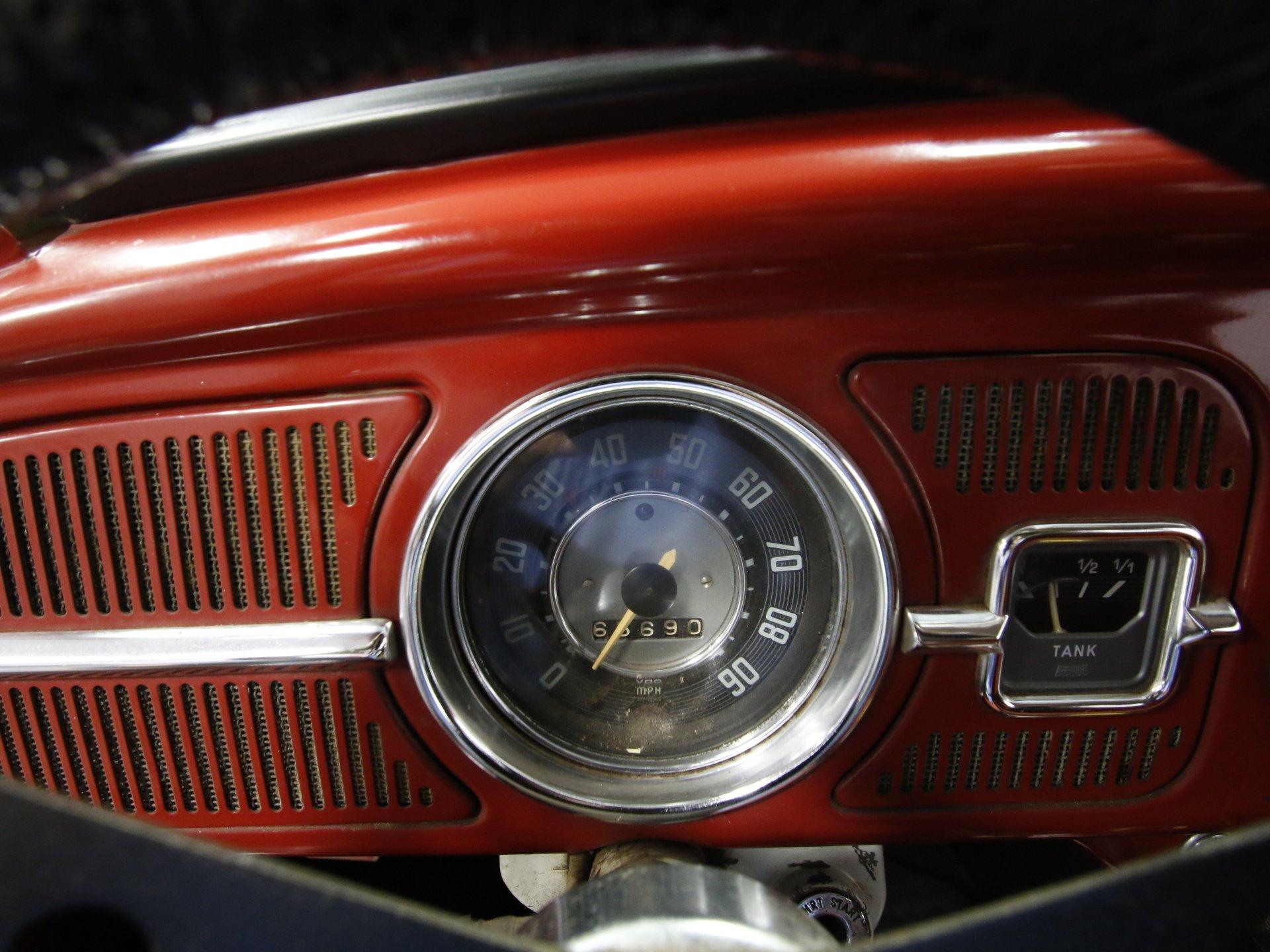 1963 Volkswagen Baja Beetle for sale #64410 | MCG