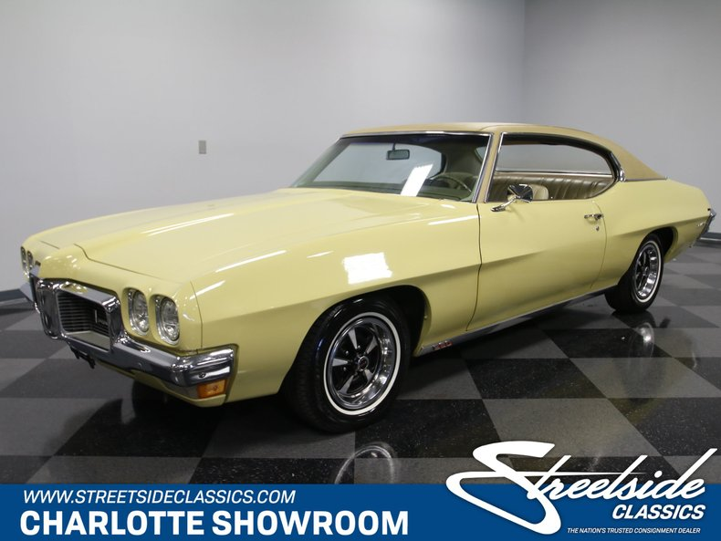 1970 pontiac le mans streetside classics the nation 39 s. Black Bedroom Furniture Sets. Home Design Ideas