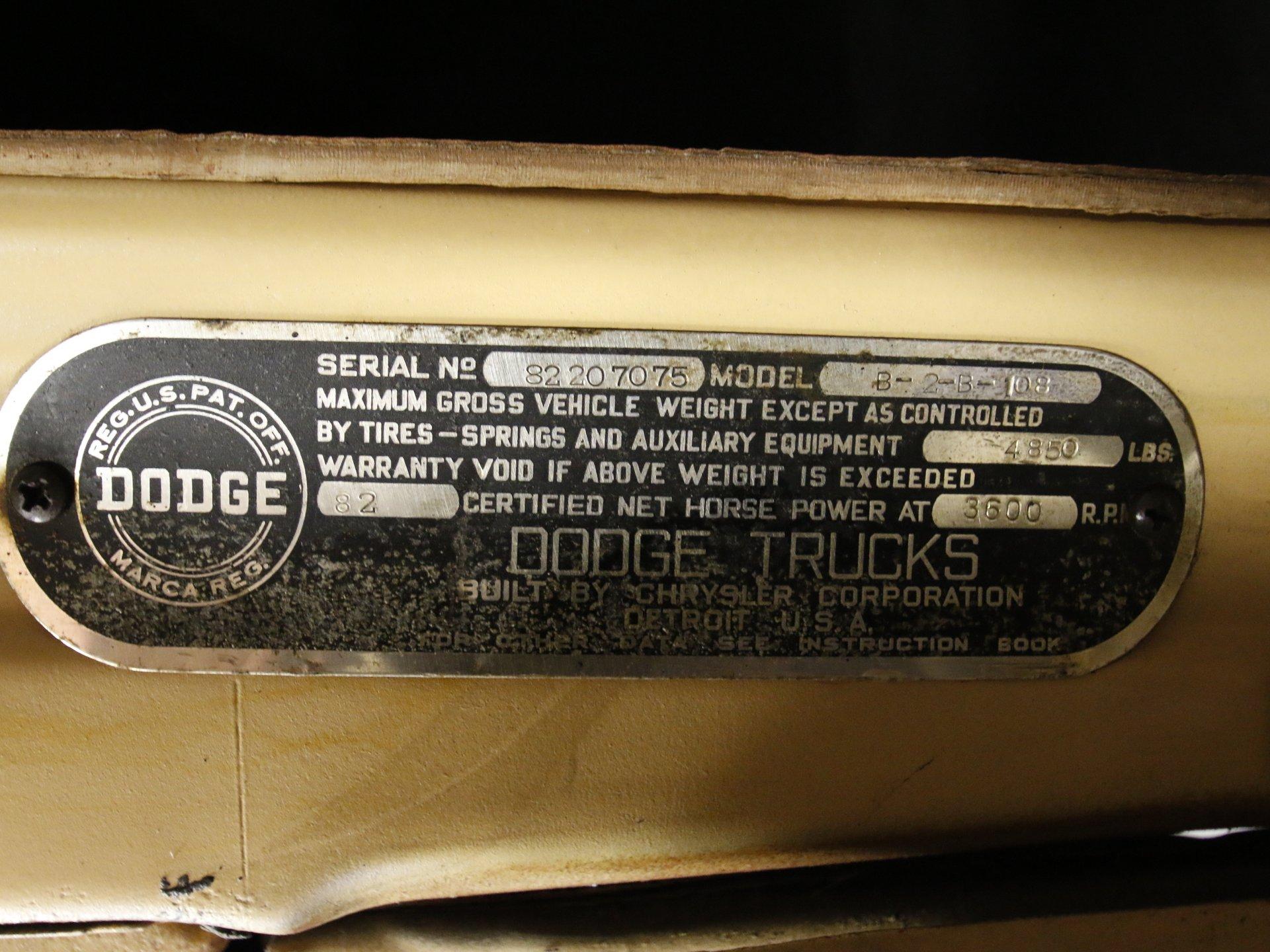 1950 Dodge B-2   Streetside Classics - The Nation's Trusted Classic