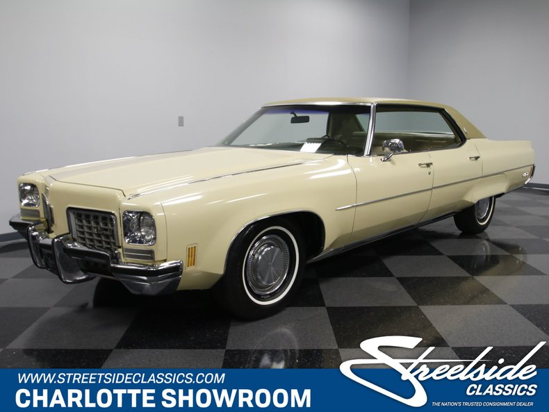 For Sale: 1972 Oldsmobile 98