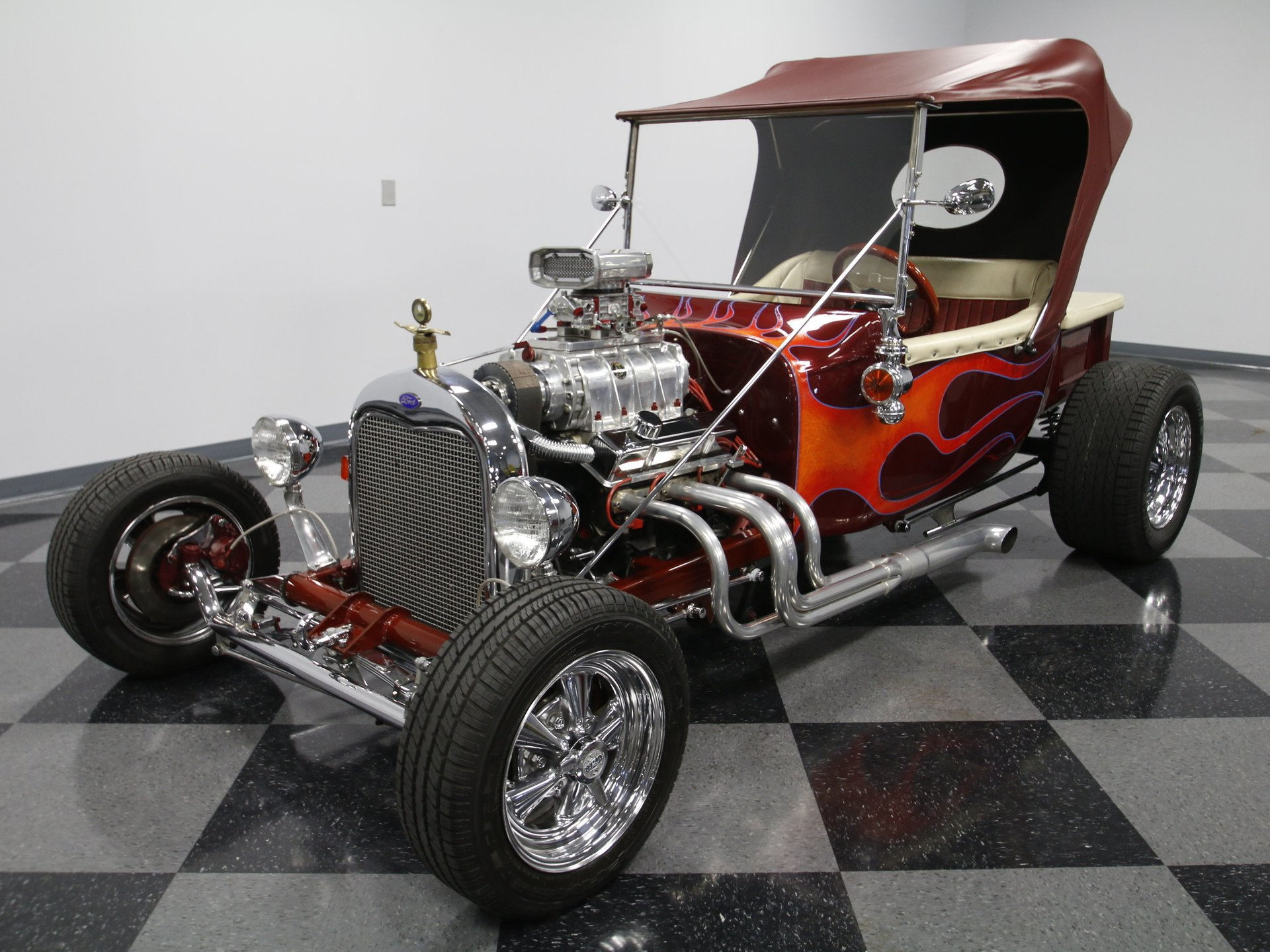1924 ford t bucket roadster