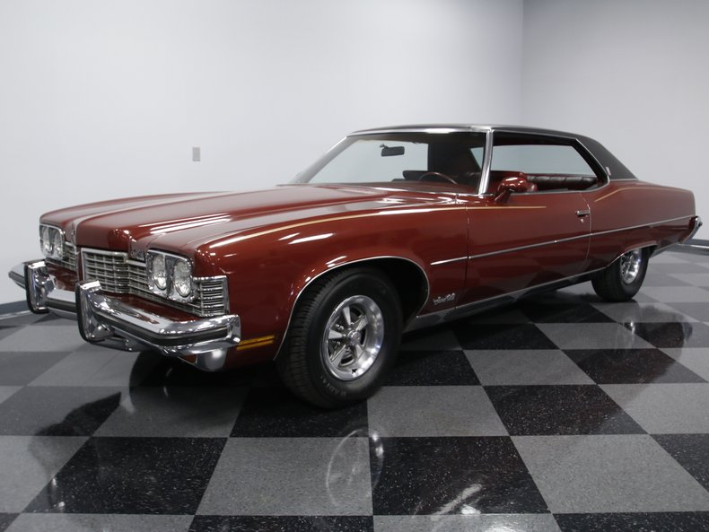 For Sale: 1973 Pontiac Grand Ville