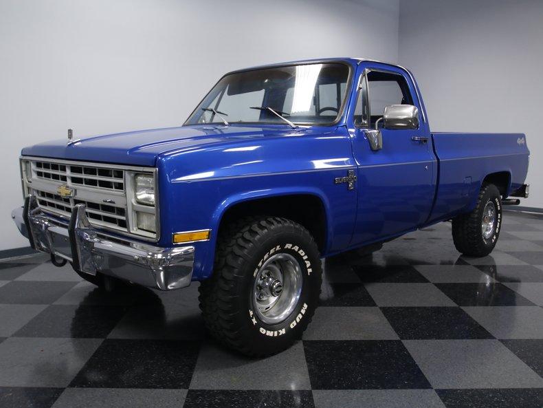 For Sale: 1987 Chevrolet Custom Deluxe