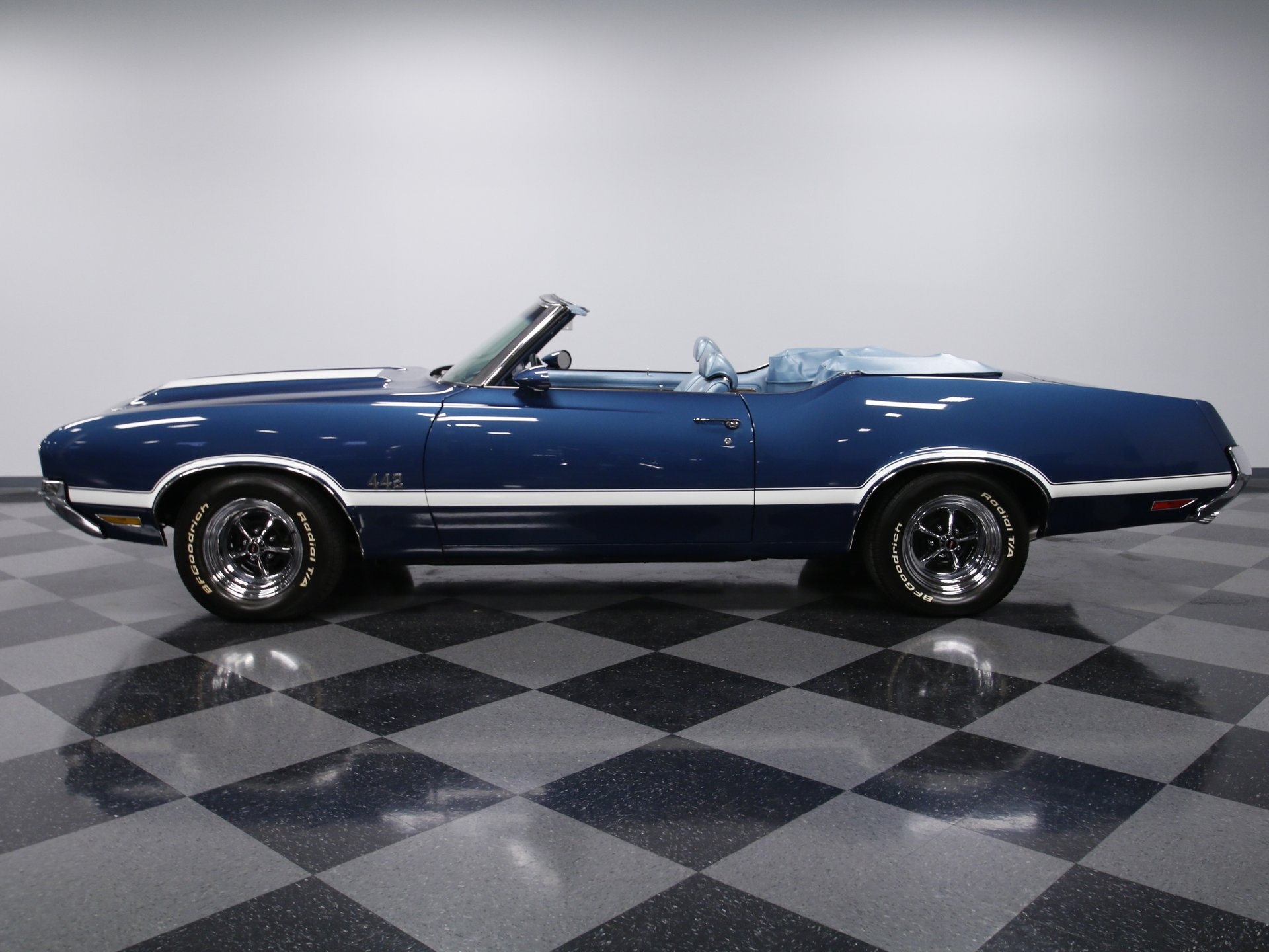 1970 oldsmobile cutlass 442