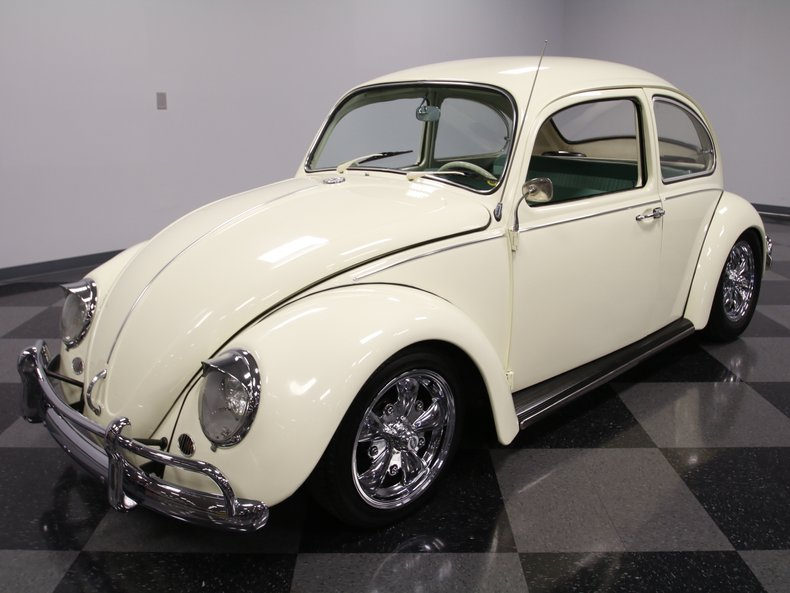 For Sale: 1967 Volkswagen Beetle