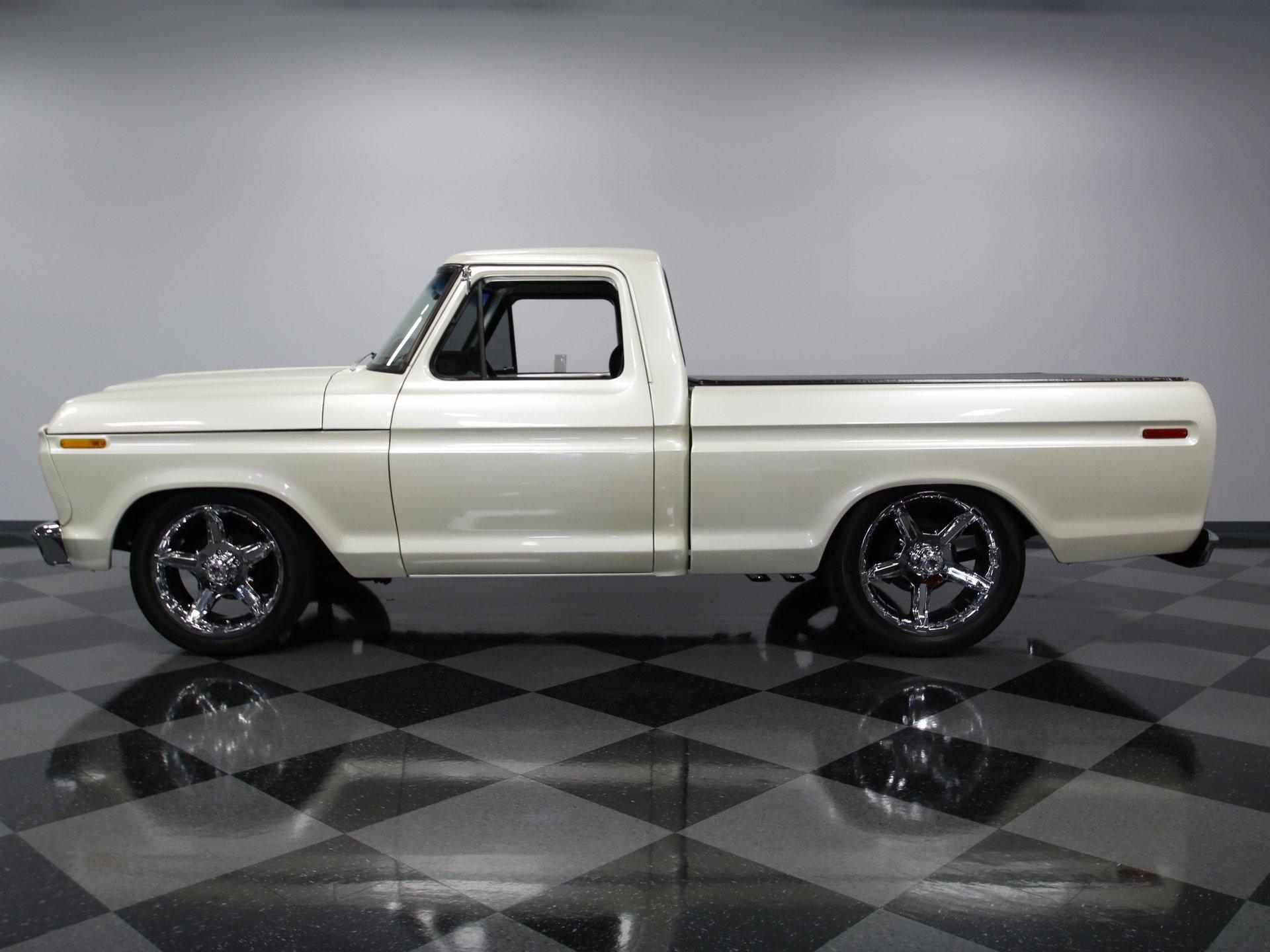 1973 ford f 100 custom