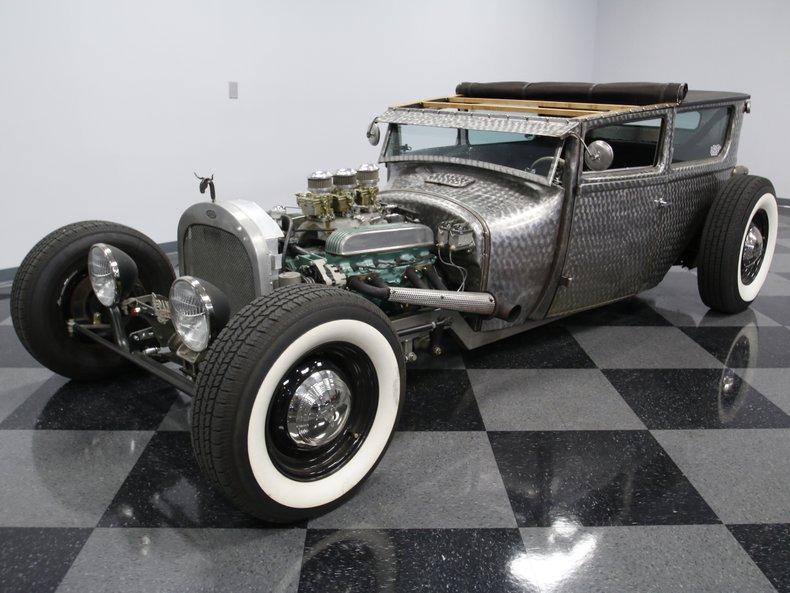 For Sale: 1930 Ford Streetrod