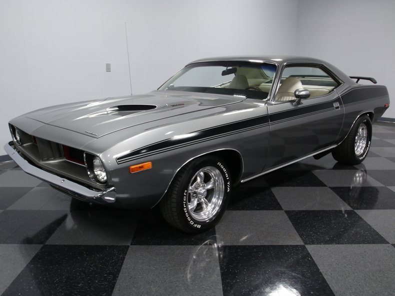 1973 Plymouth Cuda | Streetside Classics - The Nation's Trusted