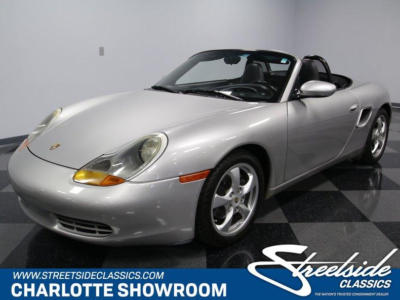For Sale: 2002 Porsche Boxster
