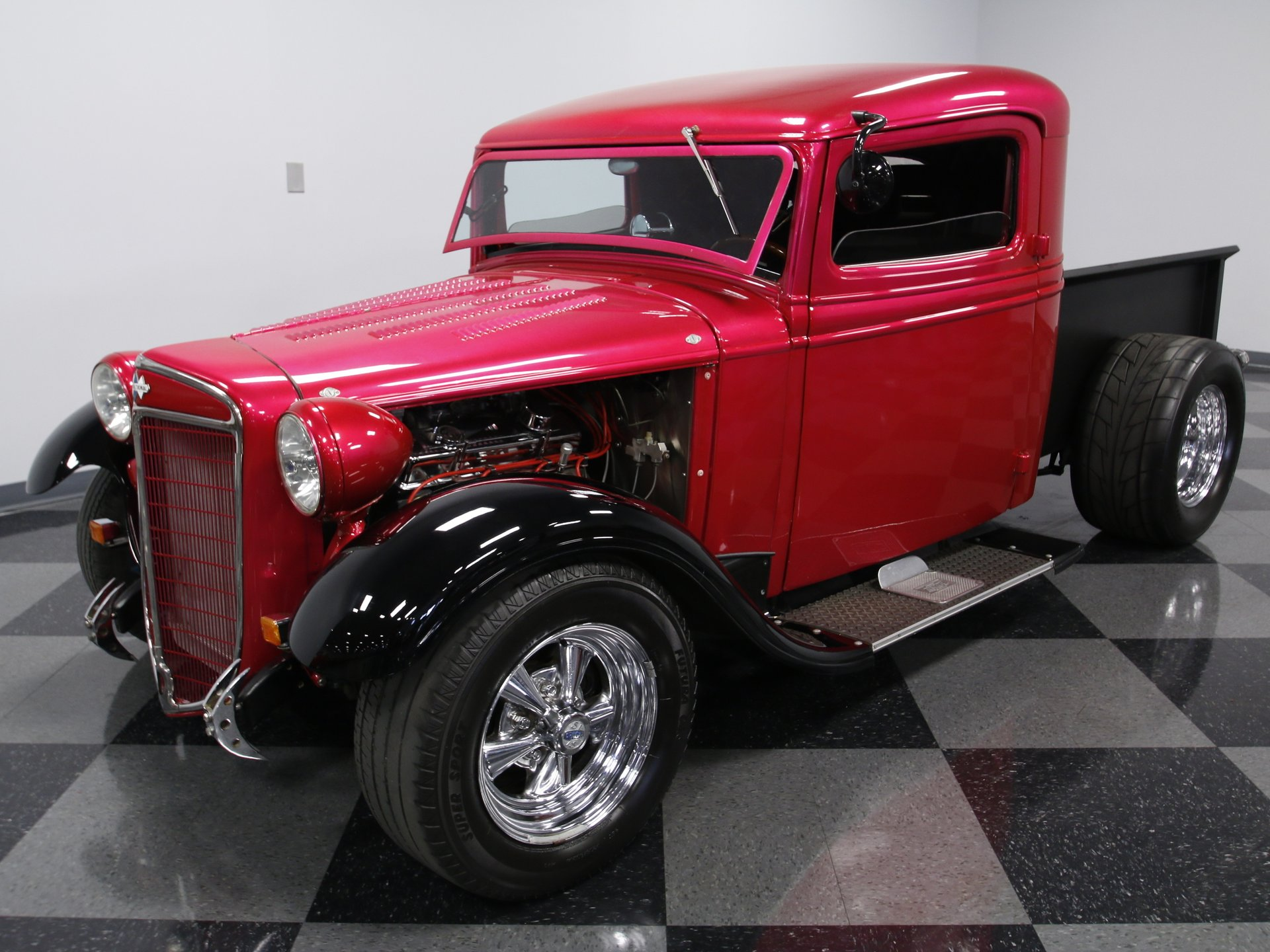 1936 international c series pickup