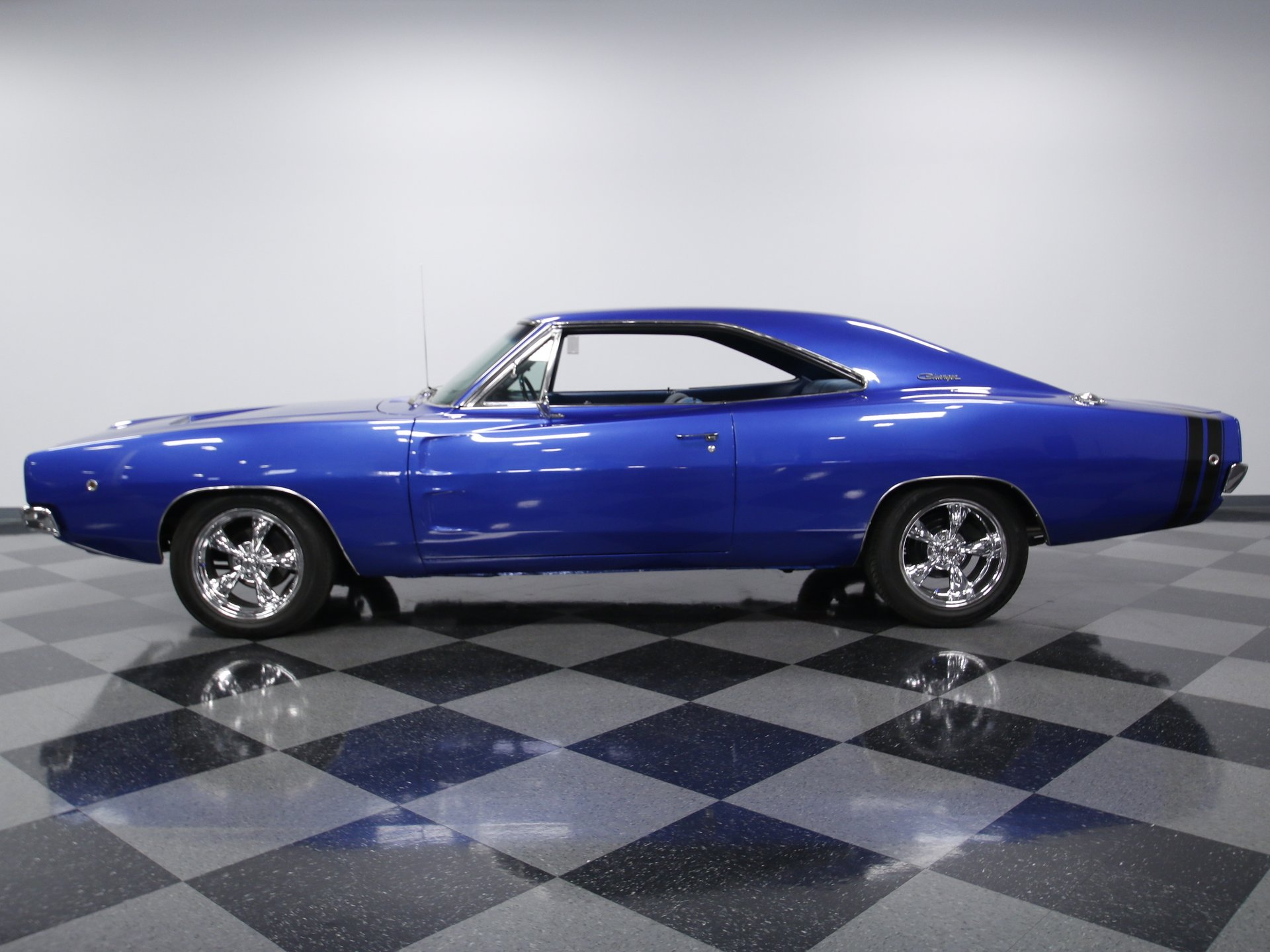 1968 dodge charger r t