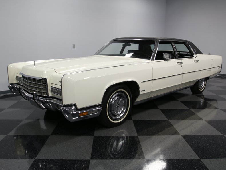 1972 Lincoln Continental Streetside Classics The Nation S