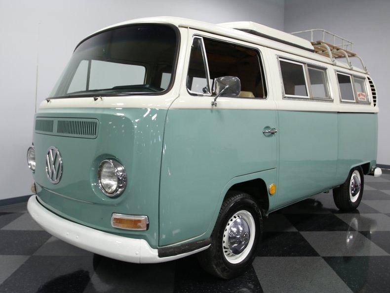 For Sale: 1968 Volkswagen Bus