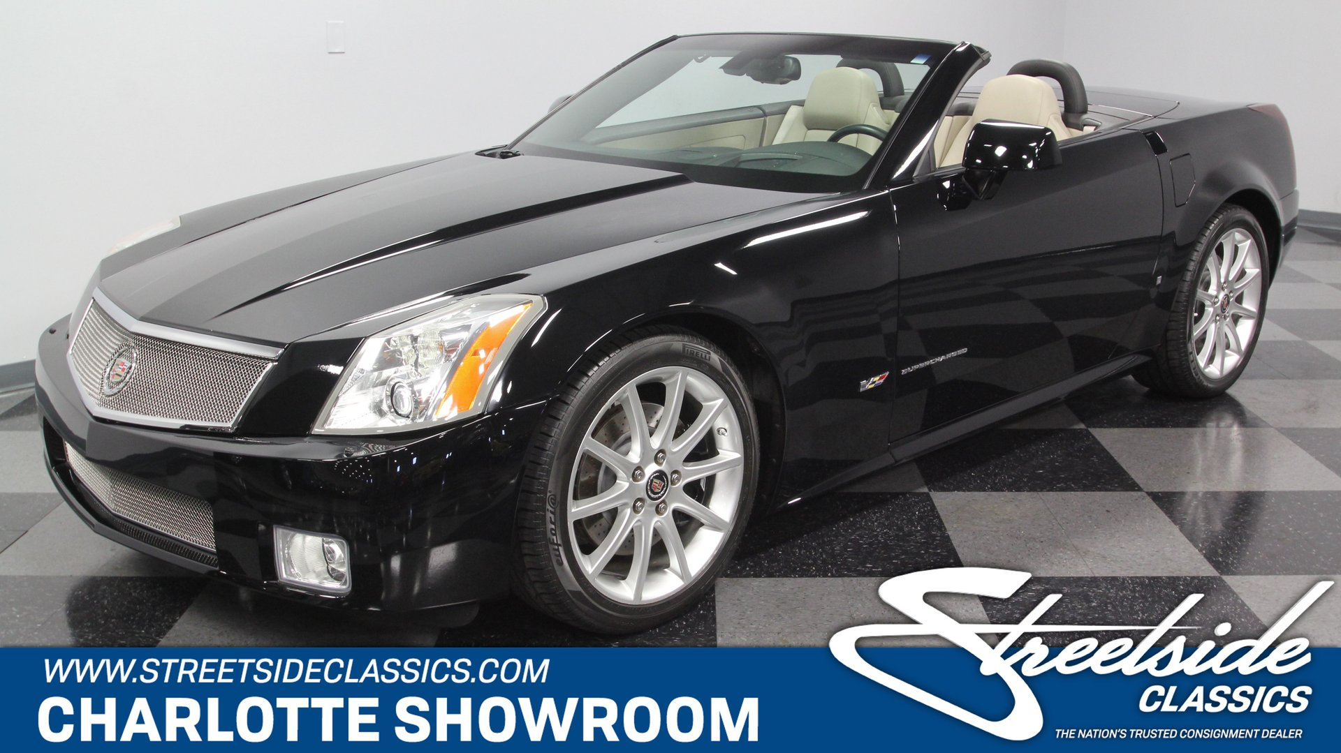 2006 Cadillac Xlr V Streetside Classics The Nation S Trusted