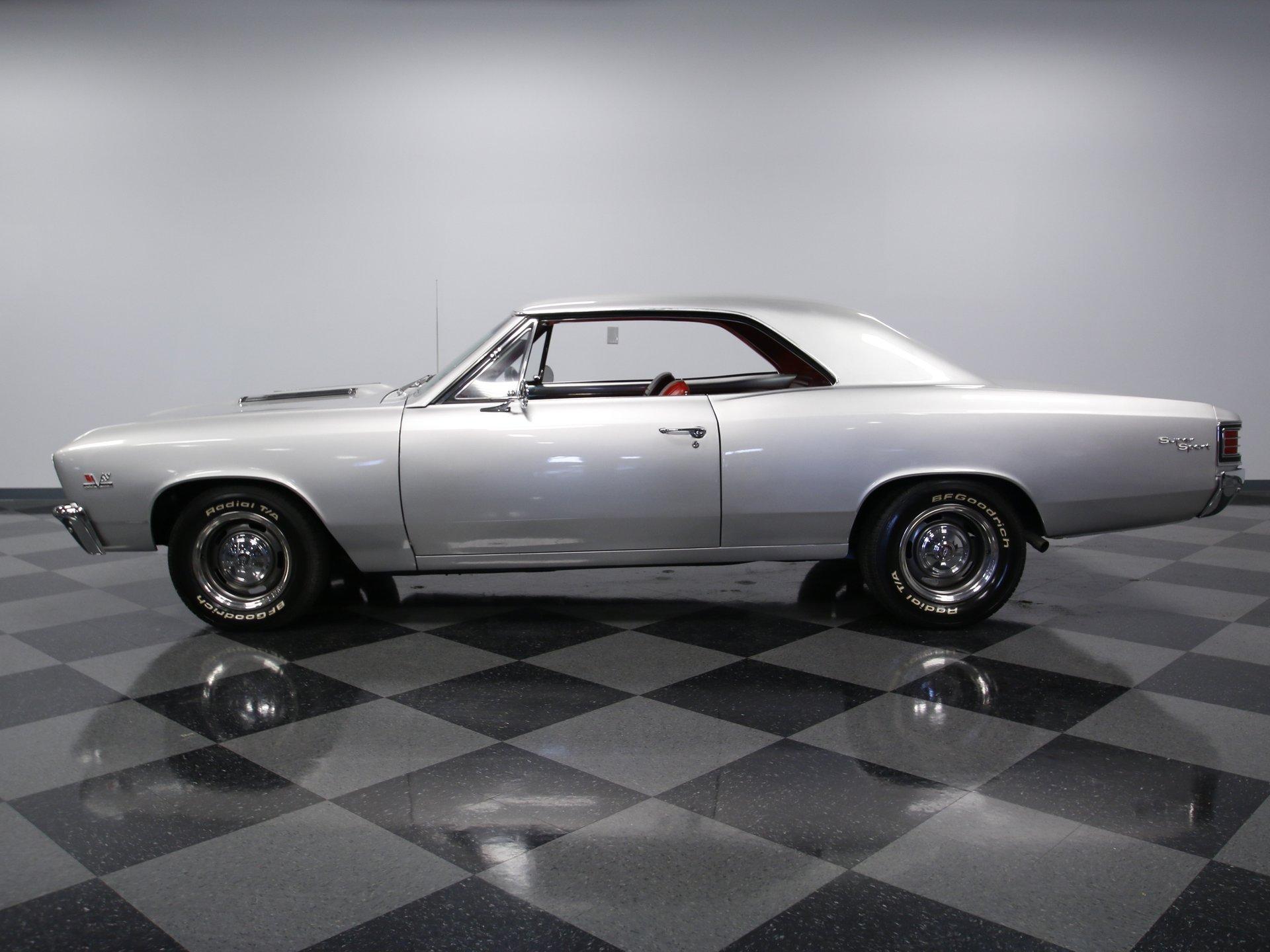 1967 chevrolet chevelle ss 396 clone