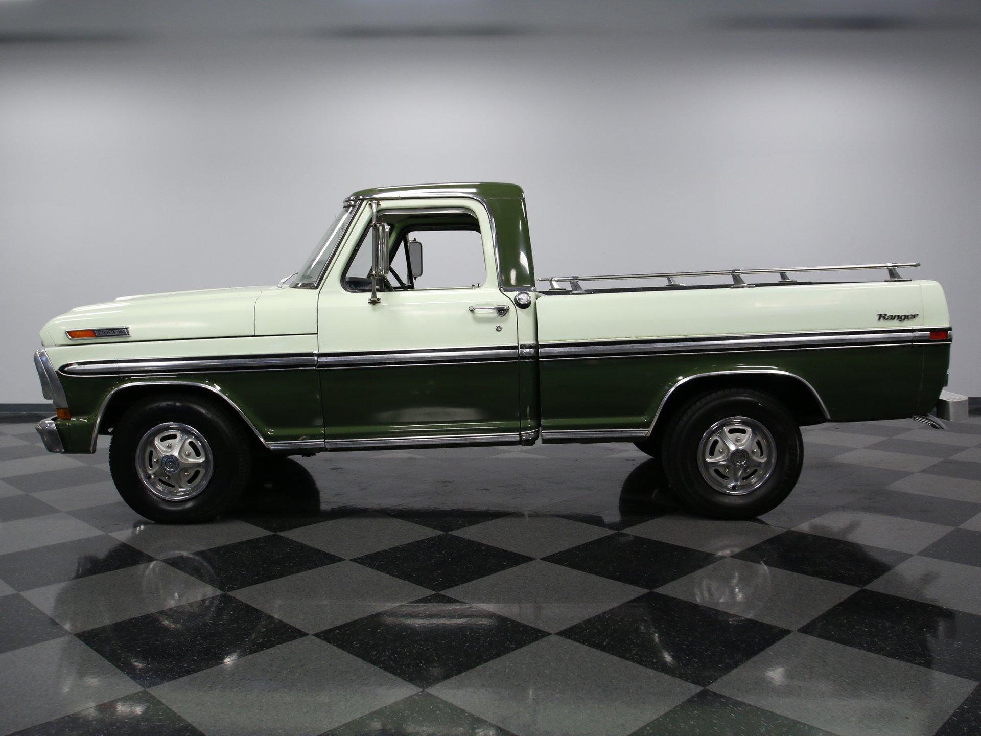 1972 ford f 100 ranger