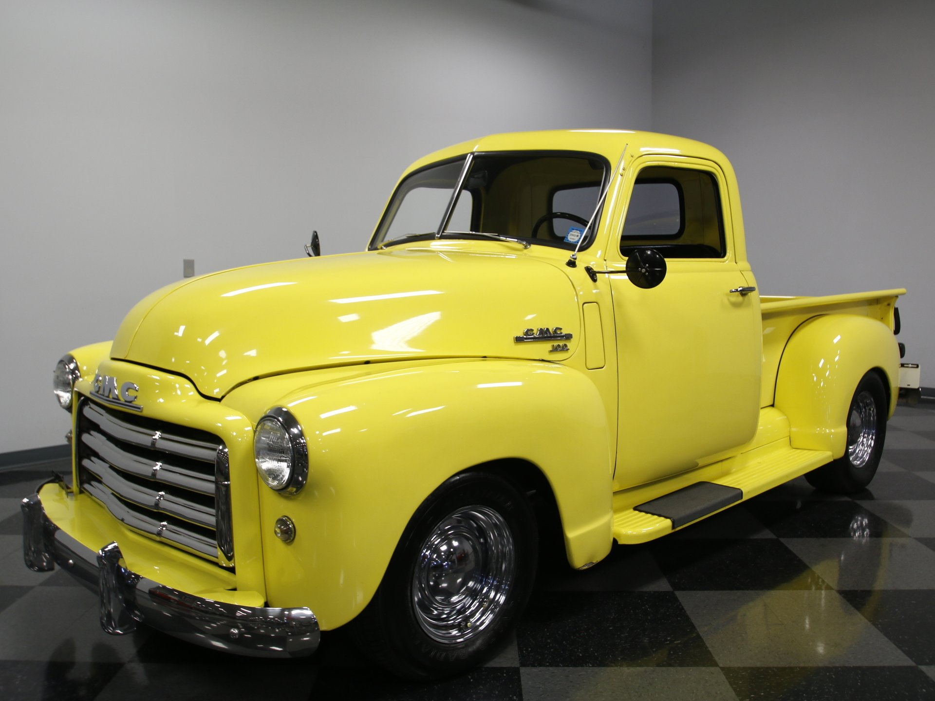 1950 Gmc 100 Classic Cars For Sale Streetside Classics The Nation S 1 Consignment Dealer