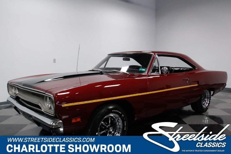 For Sale: 1970 Plymouth Road Runner
