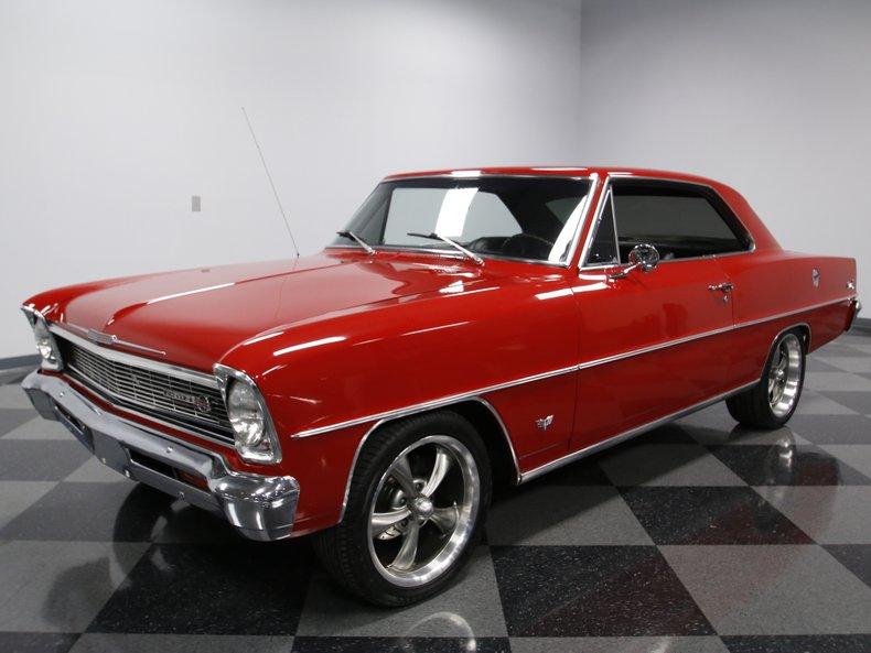 For Sale: 1966 Chevrolet Nova