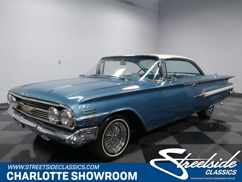 For Sale: 1960 Chevrolet Impala