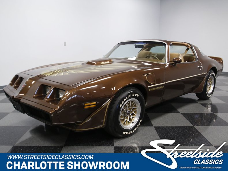 For Sale: 1979 Pontiac Firebird
