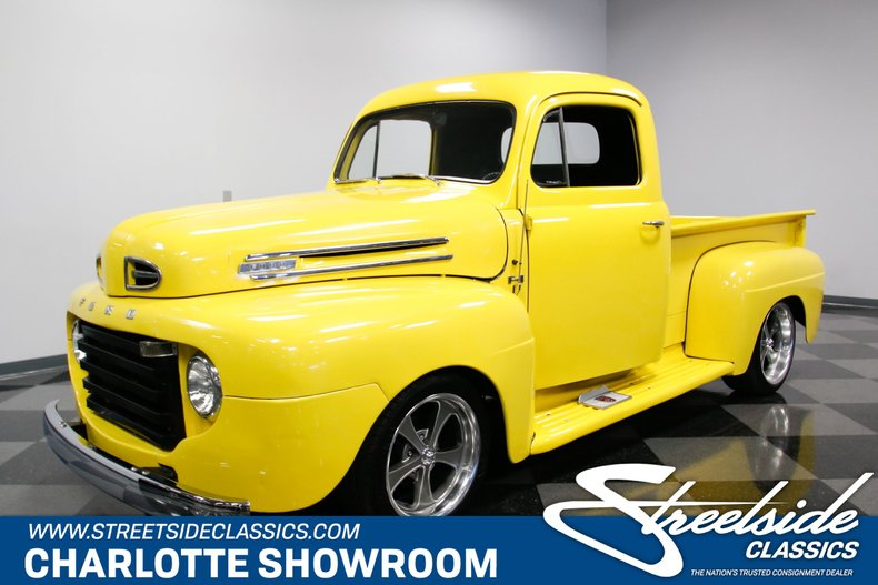 1950 Ford F-1 For Sale