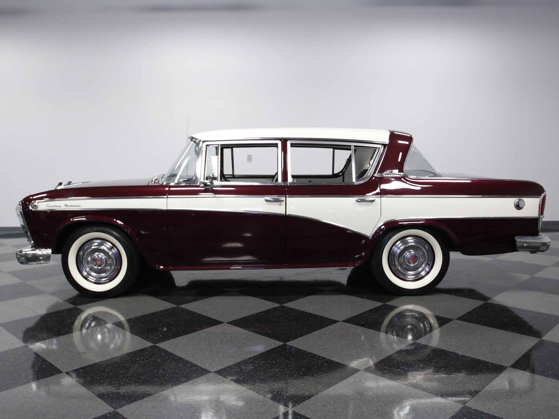 1957 amc rambler custom