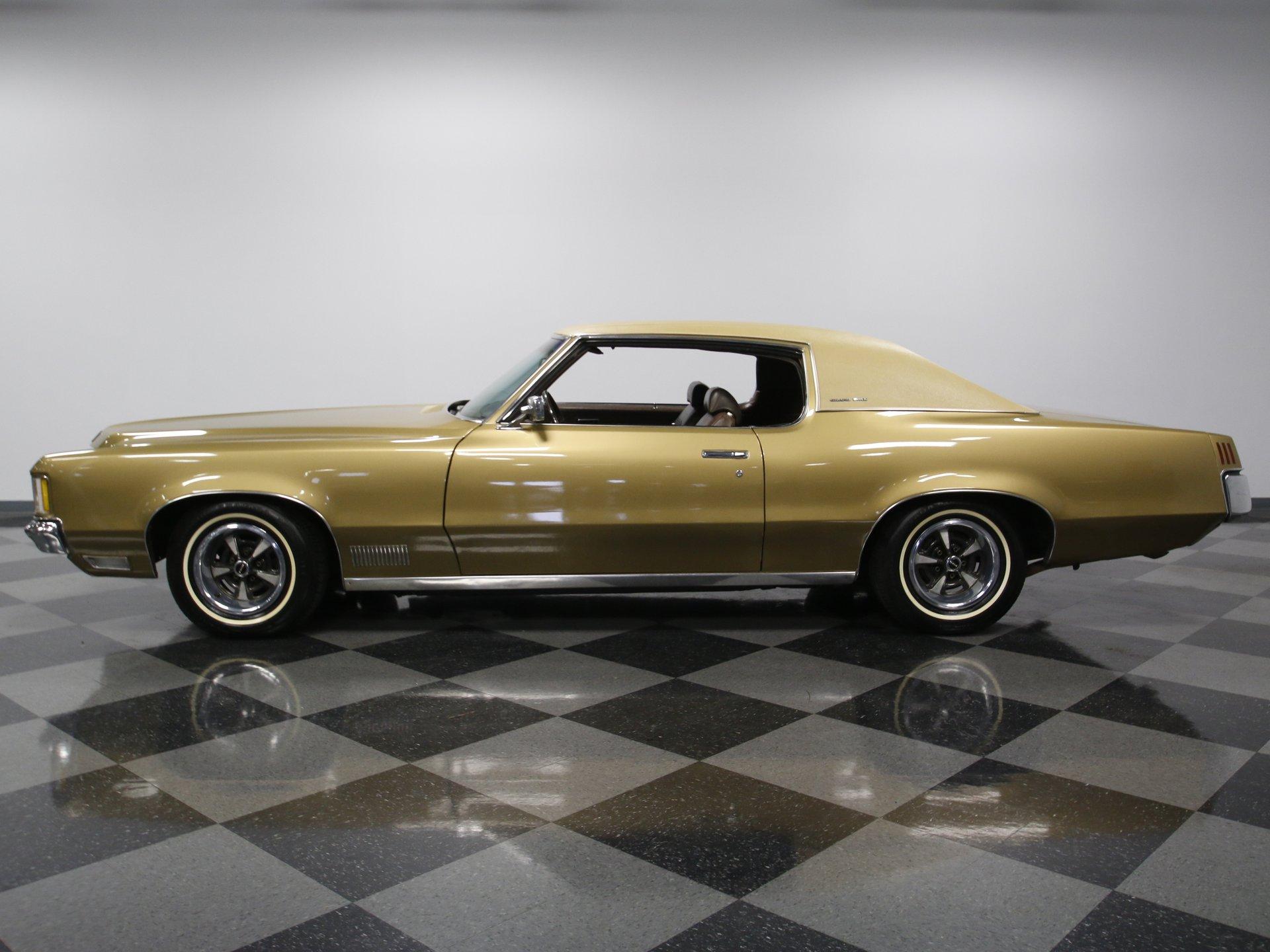 1970 pontiac grand prix model j
