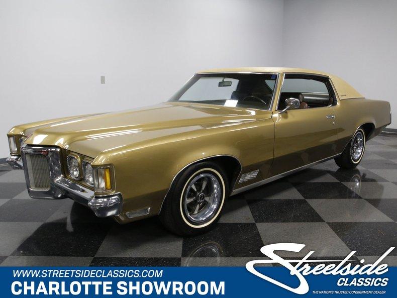 For Sale: 1970 Pontiac Grand Prix